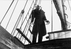 «Nosferatu le vampire», de Friedrich Wilhelm Murnau. DR
